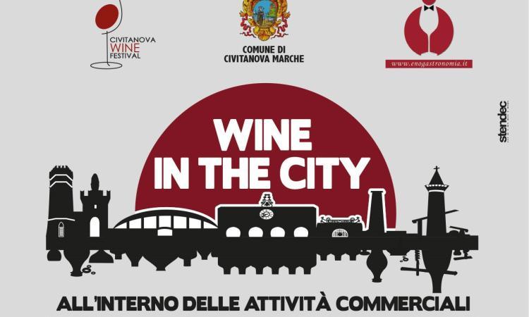 Civitanova, tutto pronto per il Wine Festival: domenica brindisi inaugurale nei negozi del centro