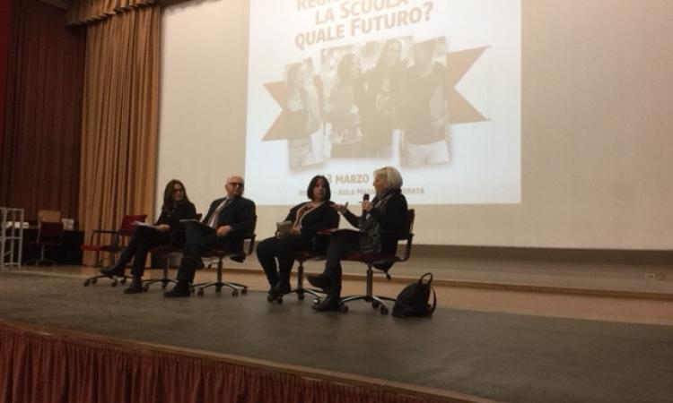 Regionalizzare la scuola quale futuro? : Snals Macerata apre un confronto sul tema
