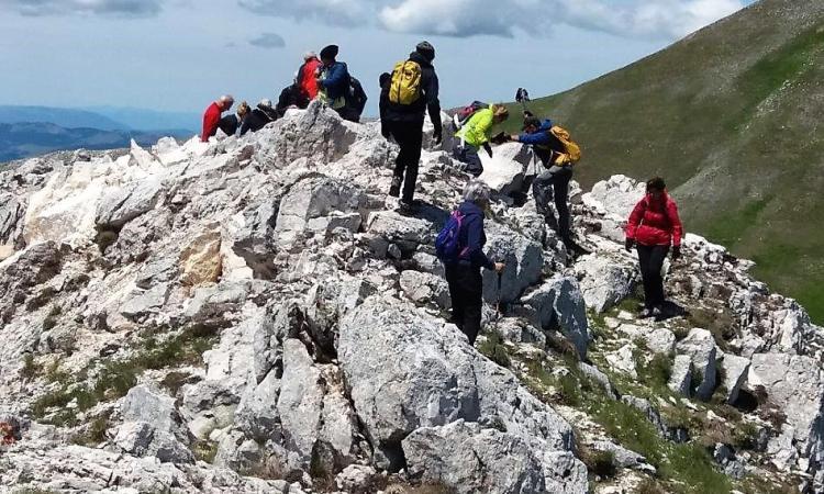 CAI, a San Severino al via la nuova stagione alpinistica e a Macerata arriva David Chiesa