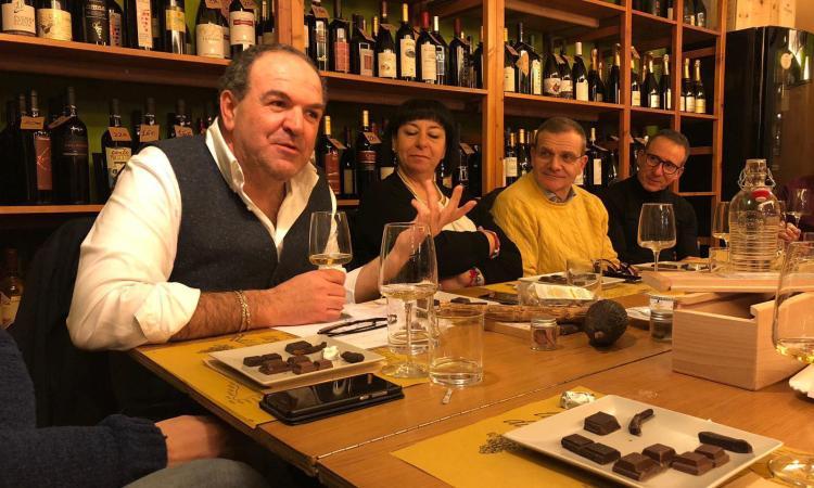 Montecosaro, viaggio nel mondo del cioccolato: doppio appuntamento con Roberto Borgiani