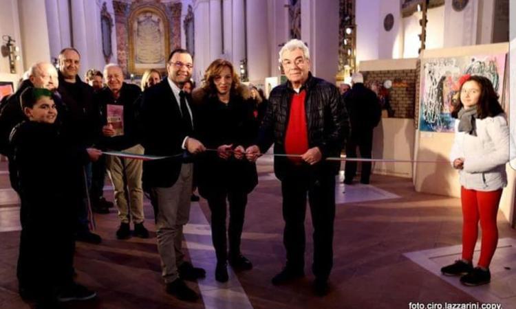 """Alda Merini rivive al """"San Francesco"""" di Civitanova Alta con """"Anime"""""""