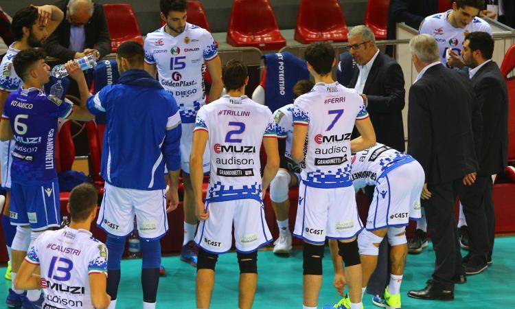 Volley Potentino a caccia di punti in casa con Livorno