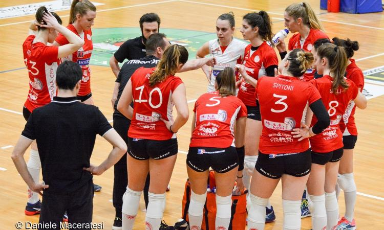 HR Volley, la Roana affronta Trevi per blindare il primo posto in classifica