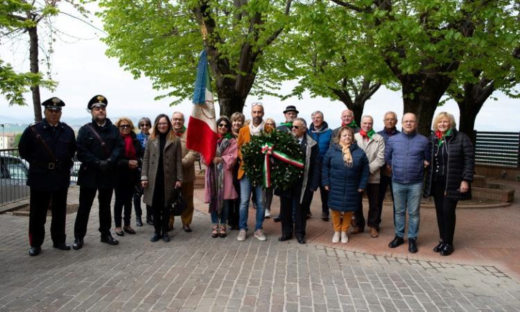 Loro Piceno, l'Anmig festeggia l'avversario dei 100 anni dalla nascita