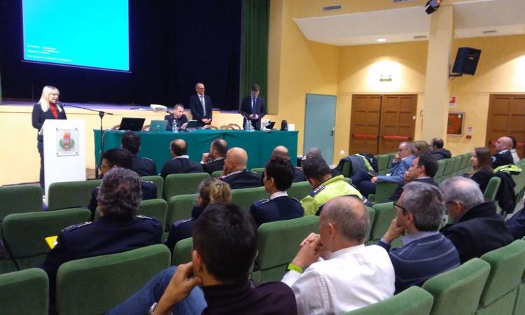 San Severino, videosorveglianza urbana: le novità presentate ad un convegno