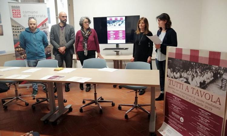 """Macerata, presentato il progetto """"Food Trek"""": il programma completo degli appuntamenti"""