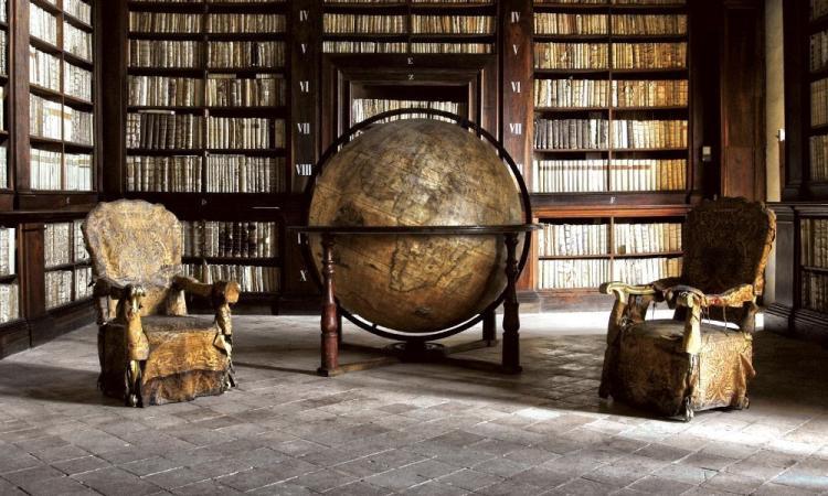 National Geographic: la Biblioteca Civica di Fermo, con la sua Sala del Mappamondo, tra le più belle del mondo
