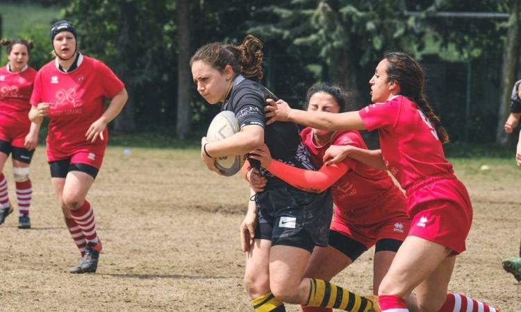 Banca Macerata Rugby femminile inarrestabile in Coppa Italia