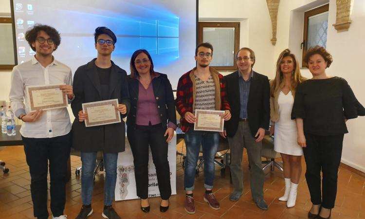 Tolentino, cerimonia di premiazione del Certamen Philelfianum: ecco i vincitori