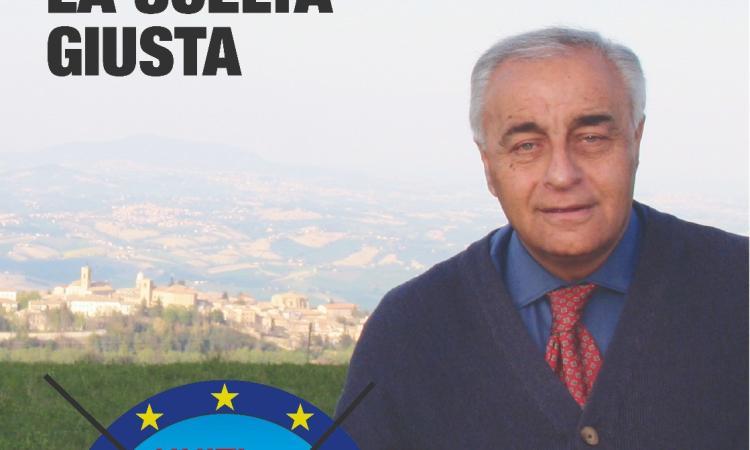 """Presentata la lista """"Uniti per Cingoli"""" a sostegno del candidato sindaco Consalvi"""