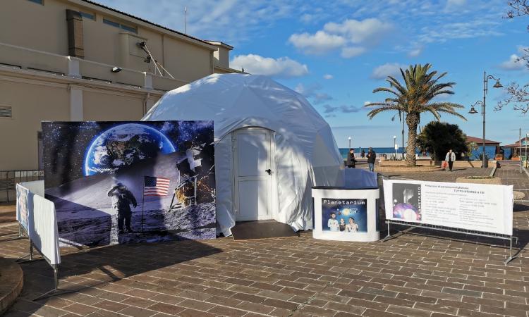 La programmazione completa del Planetario di Porto Recanti
