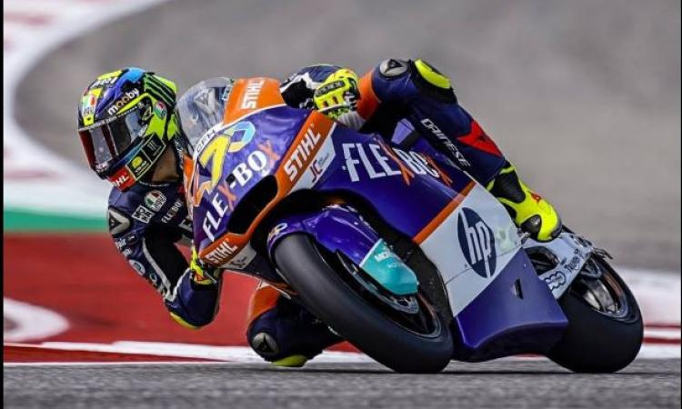 Moto 2, Gp  Valencia: Baldassarri chiude decimo in rimonta. A vincere è Martin