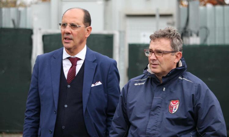 """Sangiustese, prima di campionato col Tolentino. Il dg Cossu: """"Sarà una bella partita"""""""