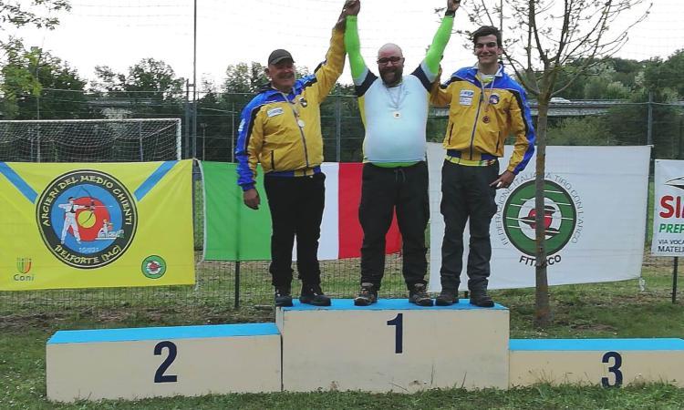 Tiro con l'Arco Campionati Regionali: tre titoli per Caldarola