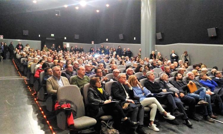 Assemblea annuale dell'Ordine dei Commercialisti a Piediripa: oltre 250 presenze