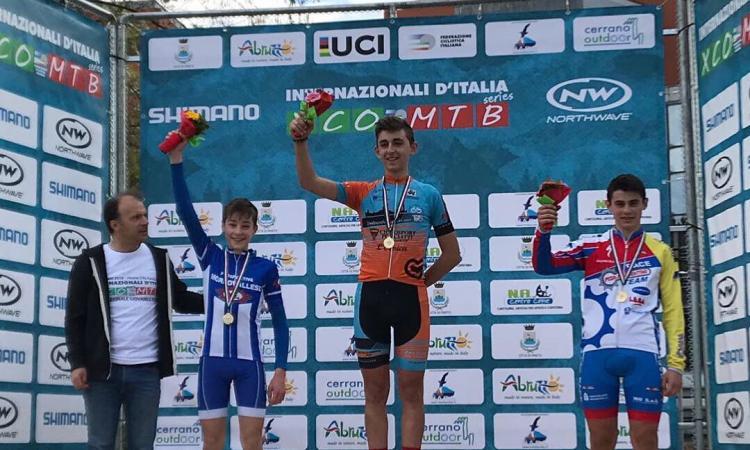 """Grandi risultati per la Polisportiva Morrovallese agli """"Internazionali d'Italia"""""""