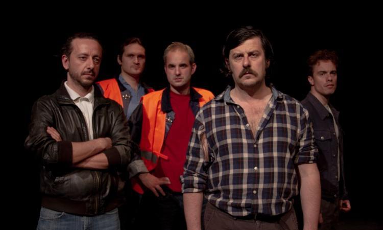 """Camerino, """"Pioggia"""": a teatro sabato 11 il testo di Marco Pezza, vincitore del Premio Betti"""