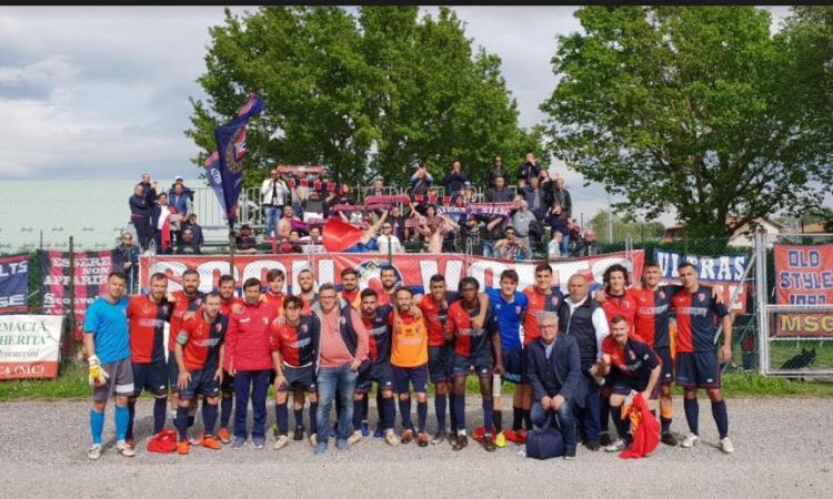 Serie D, playoff, Matelica-Sangiustese finisce 0 a 1: decide un gol di Lo Sicco