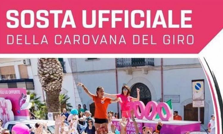 Il Giro d'Italia fa tappa a Civitanova