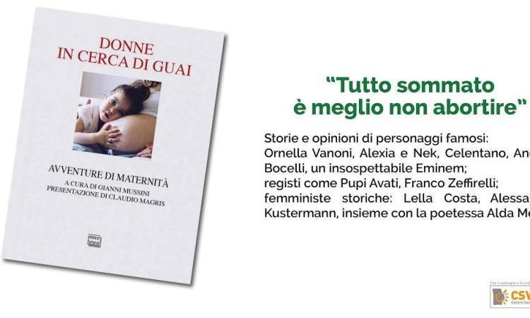 """Macerata, presentazione del libro """"Donne in cerca di guai"""" all'Hotel Claudiani"""