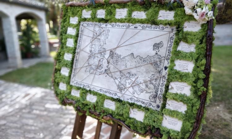 Matrimonio a tema: Chiara e Francesco dicono si 'sulle note' del Trono di Spade