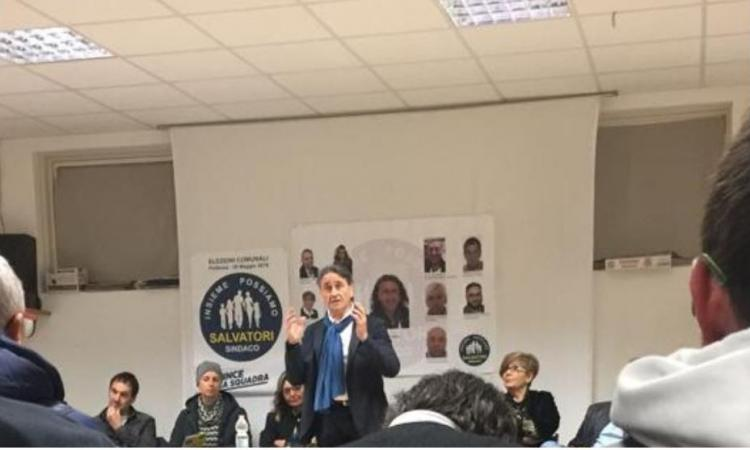 """Pollenza, Mirko Salvatori e la sua lista """"Insieme Possiamo"""" si presentano ai cittadini"""