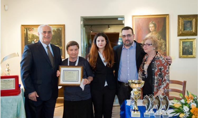 """Alla Pinacoteca di Porto Recanati la cerimonia di premiazione del premio """"Novella Torregiani"""""""