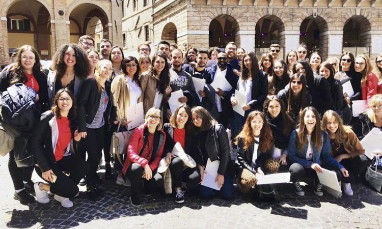 Macerata, al Lauro Rossi seminario di formazione per medici, infermieri e studenti (FOTO)
