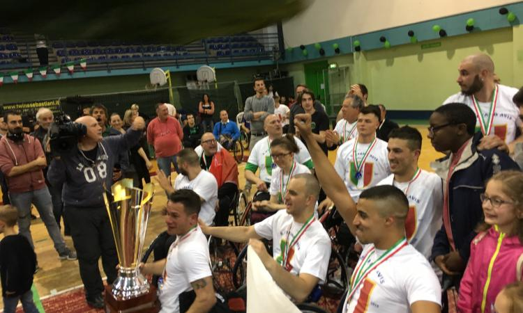 Il sogno è realtà: Santo Stefano-Avis è campione d'Italia
