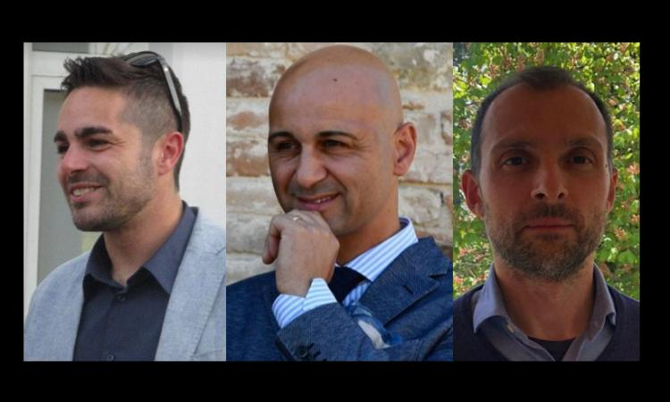 Monte San Martino sceglie Matteo Pompei: battuti i due sfidanti Anselmi