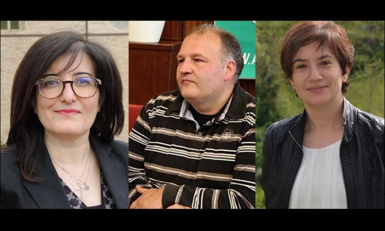 Broglia è il nuovo sindaco di Sant'Angelo in Pontano: vince la sfida a tre contro Mosconi e Sposetti