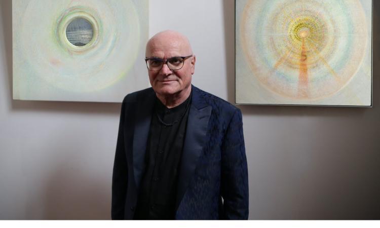 Biennale d'Arte di Venezia 2019, l'artista Giovanni Scagnoli di Sarnano espone al Padiglione Grenada