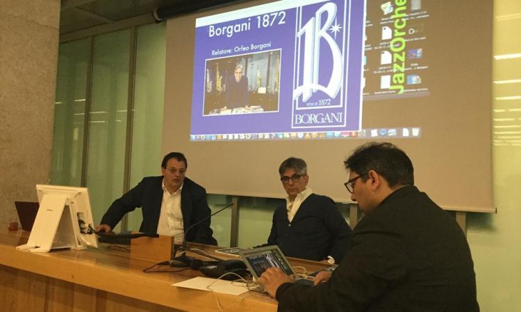Macerata, la Borgani Saxophones protagonista all'Università di Verona