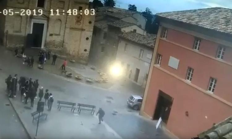 Recanati, i Carabinieri denunciano un pregiudicato per concorso in rapina (VIDEO)