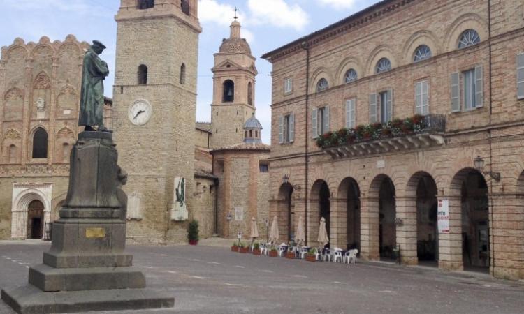 """Dai """"tour"""" in bici alla celebrazione di Dante: un sabato ricco di proposte a San Ginesio"""