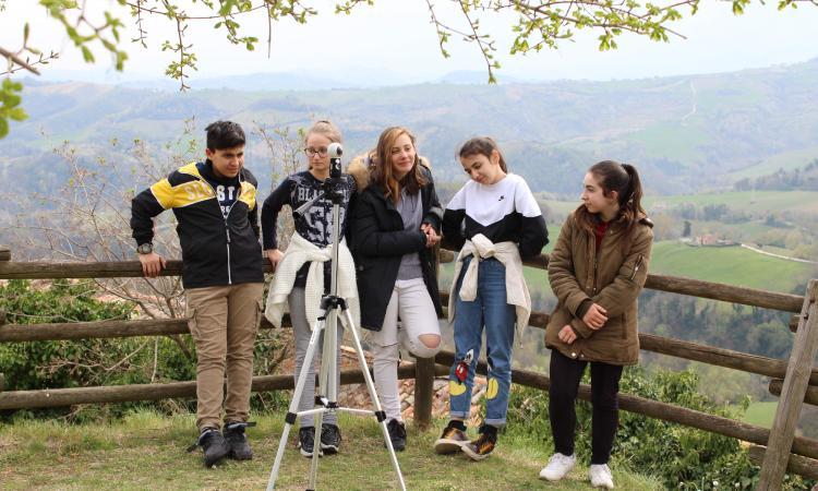 TuteliAMO IL TERRITORIO: il progetto che ha coinvolto gli alunni di Sant'Angelo in Pontano e San Ginesio