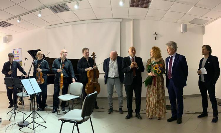 """Camerino, musica e solidarietà: artisti internazionali per l'Istituto """"Nelio Biondi"""" distrutto dal sisma"""