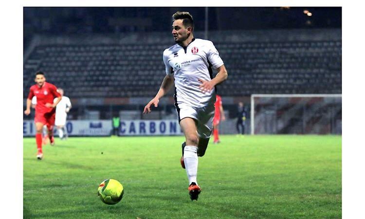 U.S. Recanatese, Gustavo Actis Goretta è il nuovo attaccante