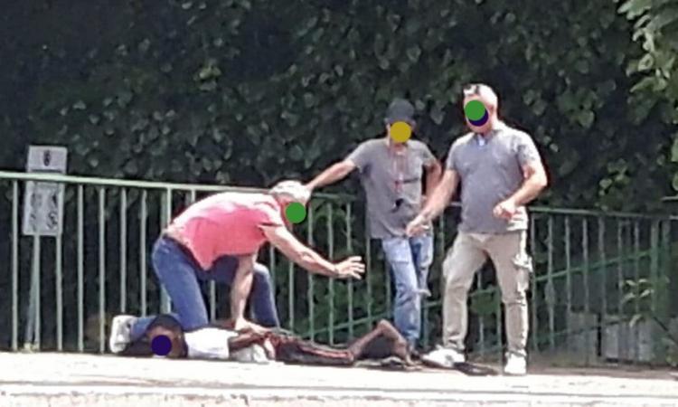 """Macerata, inseguimento """"thrilling"""" in via Spalato: ammanettato un cittadino straniero"""
