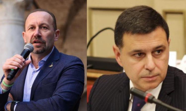 """Arrigoni e Marchiori sulla vicenda Pasqualetti/Bommarito: """"Il PD in cortocircuito"""""""