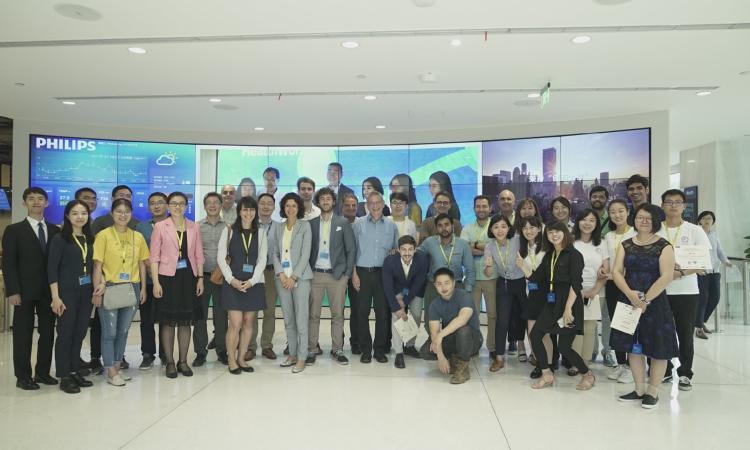 Tecnologie e sanità: una delegazione dell'UniMC fa scuola a Shanghai