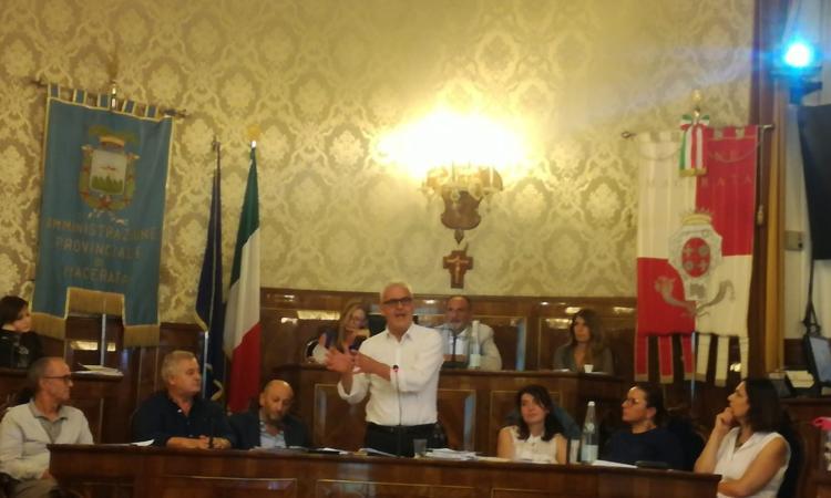 Macerata, il Consiglio approva la variante per l'Ospedale unico