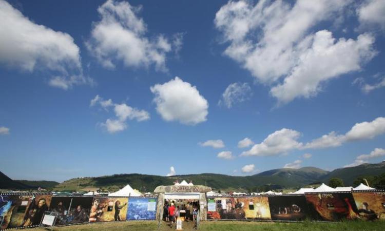 Area Vasta 3 impegnata al Montelago Celtic Festival con le attività di prevenzione
