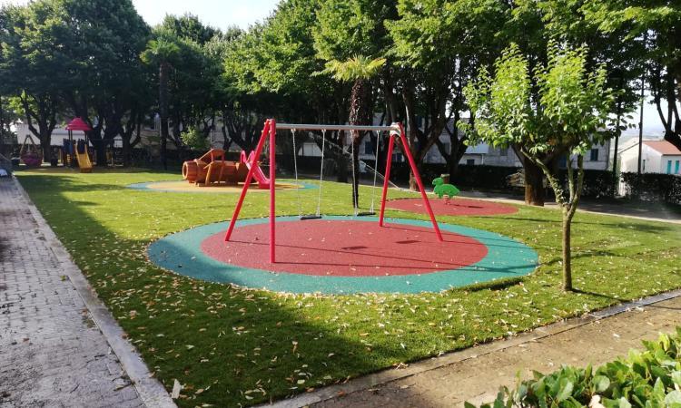 """Petriolo, riaprono i  giardini """"San Giovanni Paolo II"""" dopo i lavori"""