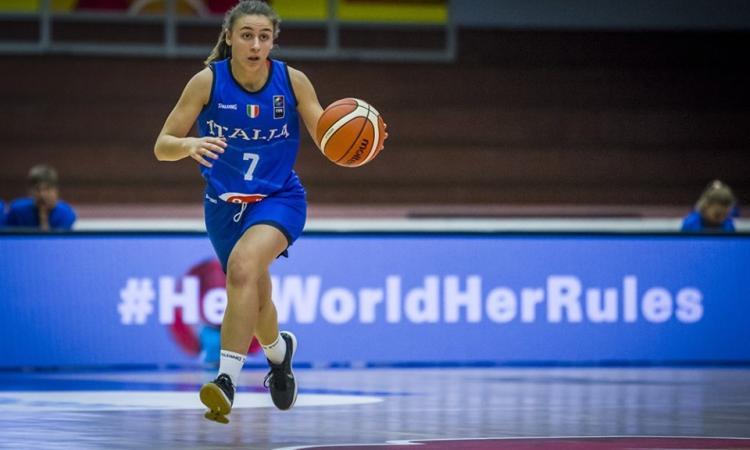 Feba Civitanova, Alessandra Orsili bis campionessa d'Europa