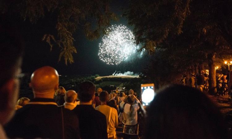 Porto Recanati, niente fuochi d'artificio a Ferragosto