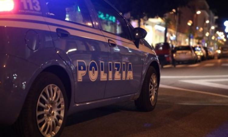 Civitanova, scooter contromano in via Vela: arrestato il conducente, è un pluripregiudicato