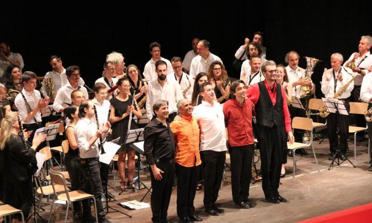 Wind Camerino Orchestra: un grande successo il concerto del 13 agosto