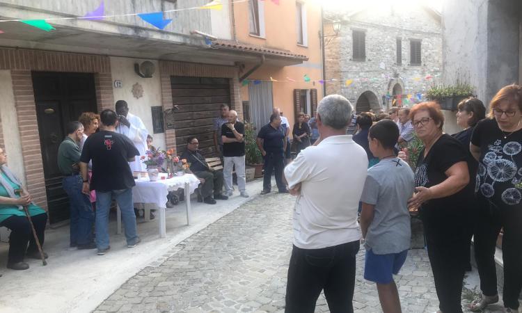 Caldarola, la frazione di Bistocco si anima con la tradizionale Festa di San Rocco