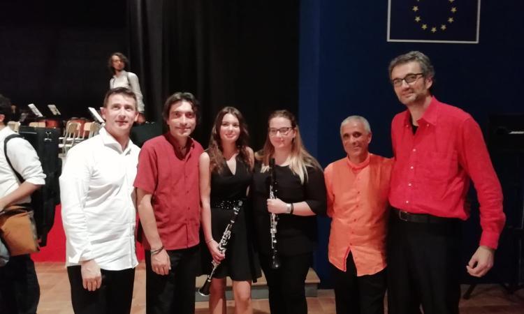 """Camerino Music Festival 2019: le emozioni dei ragazzi dell'Istituto """"Nelio Biondi"""""""